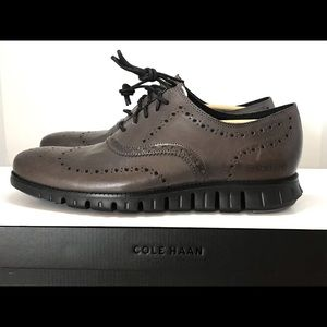Cole Haan Zerogrand Wingtip Oxford Leather C30720